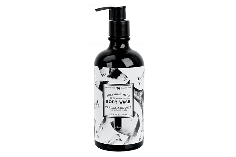 Vanilla Absolute Body Wash