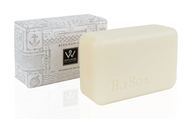 White Water Bar Soap