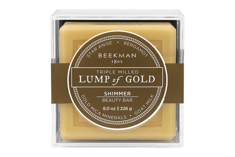Lump of Gold Triple Milled Soap