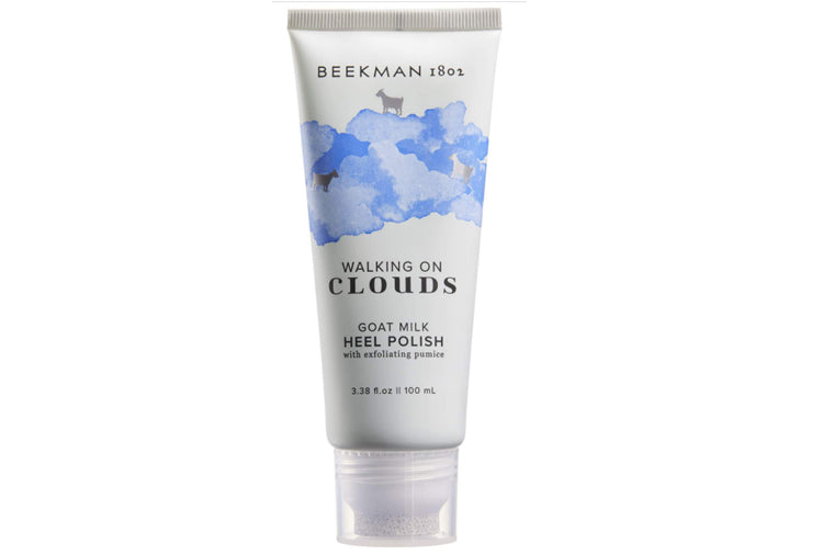 Walking on Clouds Foot Polish