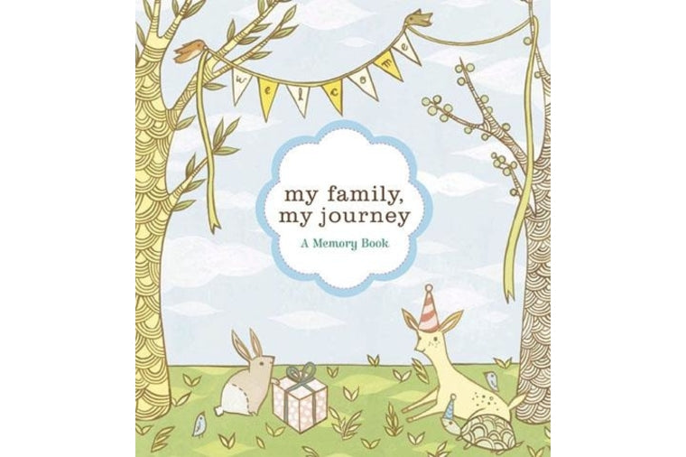 Chronicle Books - My Family, My Journey