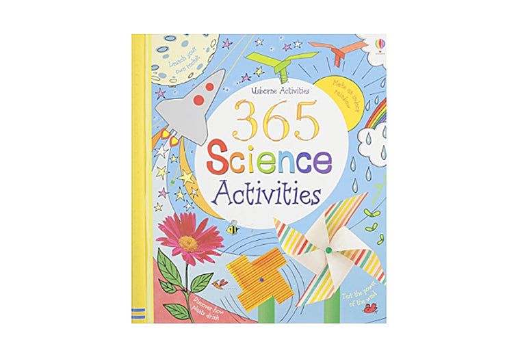 Usbourne Books - 365 Science Activities