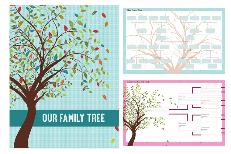 Peter Pauper Press - Our Family Tree