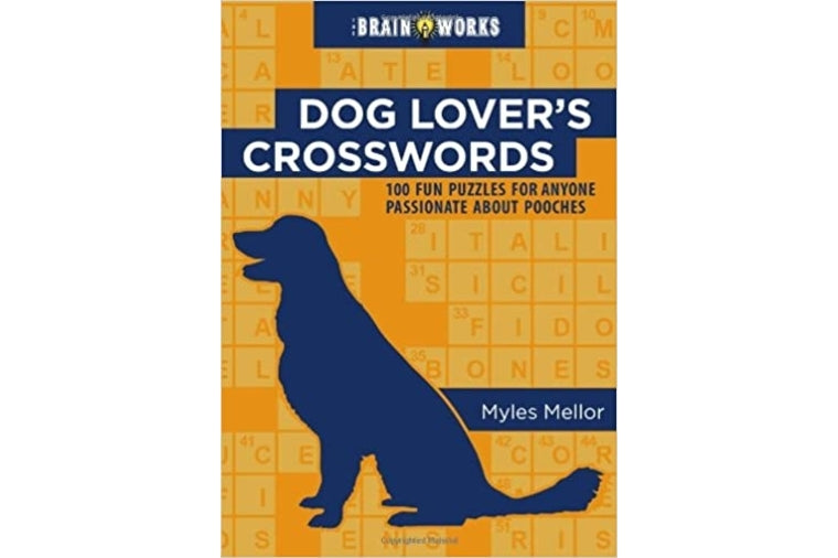 The Dog Lover's Crossword Puzzle Book