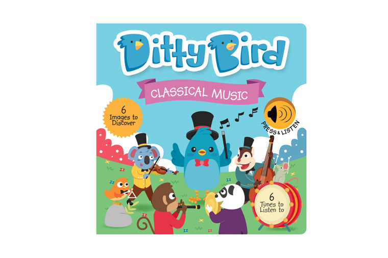 Ditty Bird Classical Music
