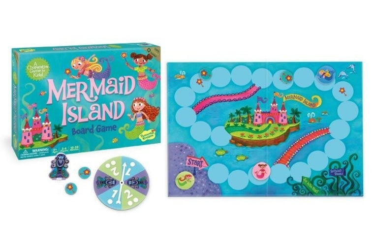 Peaceable Kingdom - Mermaid Island