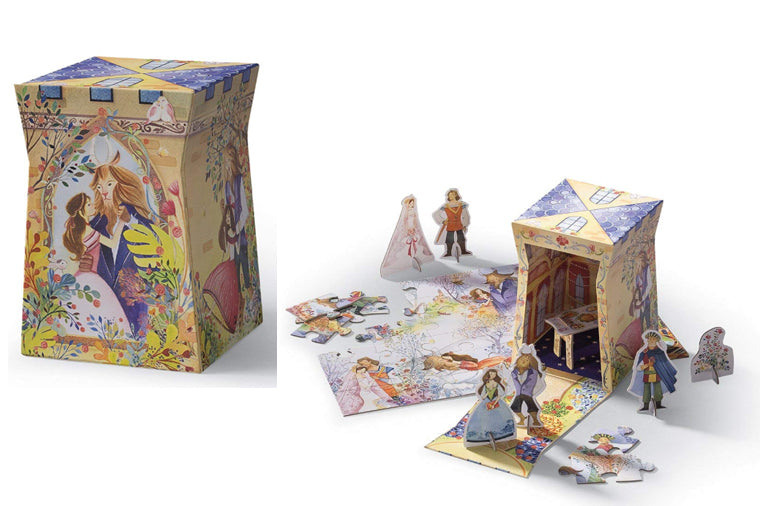 Beauty and the Beast Puzzle
