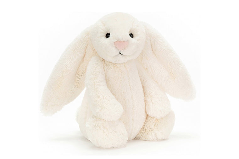 Bashful Cream Bunny - Jellycat