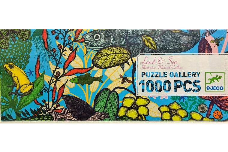 Land and Sea Gallery Puzzle