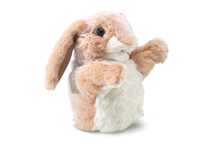 Little Lop Rabbit Hand Puppet