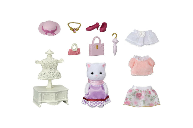 Calico Critters - Persian Paris Fashion Playset
