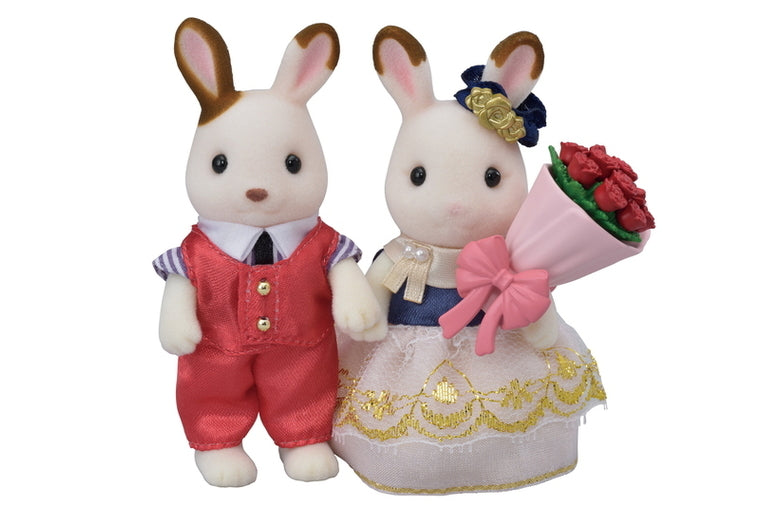 Calico Critters - Cute Couple Set