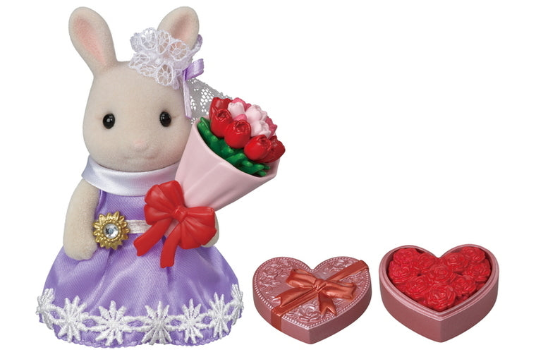 Calico Critters - Flower Girl Playset