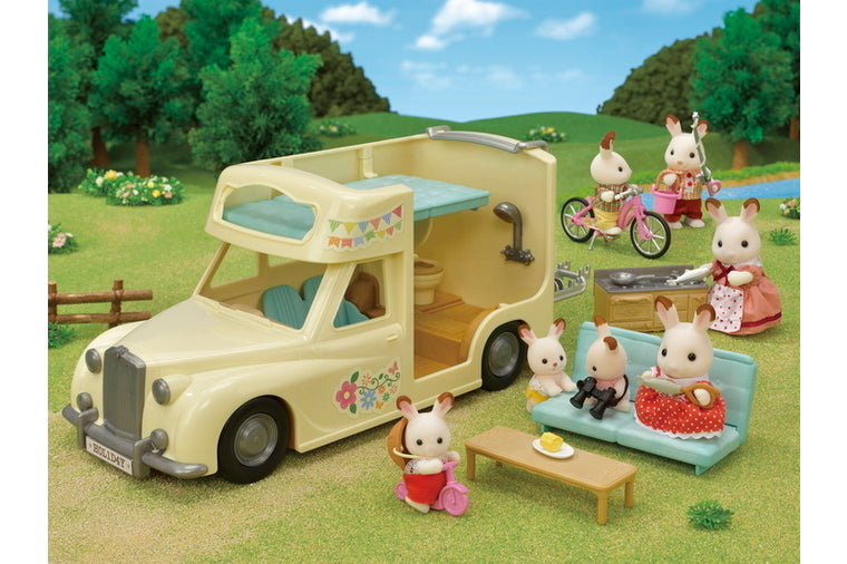 Calico Critters - Family Campervan