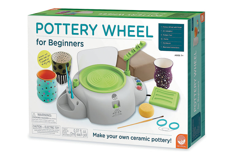 MindWare - Pottery Wheel for Beginners