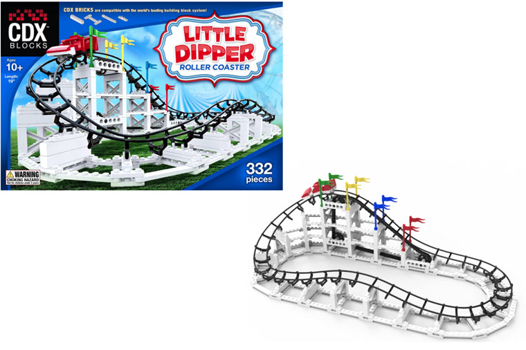 Little Dipper Roller Coaster Kit