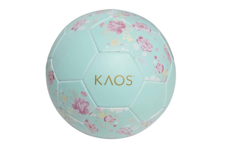Flower Power Soccer Ball