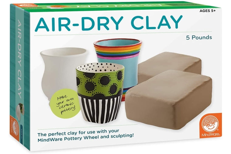 MindWare - Air Dry Clay - 5 pounds