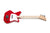 Pro Electric Guitar, red