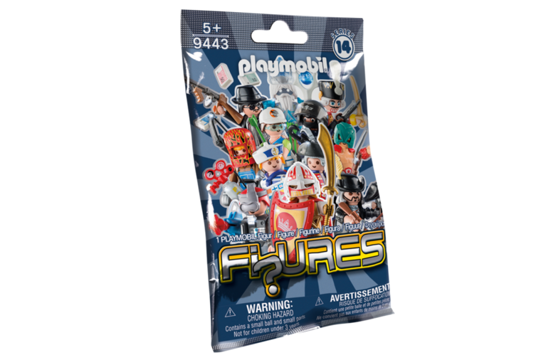 Playmobil - Surprise Figure Bag 9443