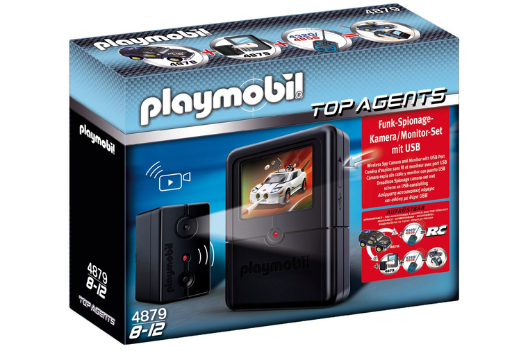 Spy Camera Set - Playmobil