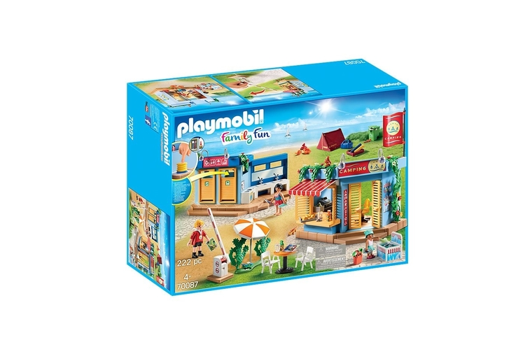 Large Campground - Playmobil
