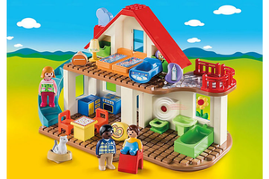 Family Home - Playmobil 1-2-3