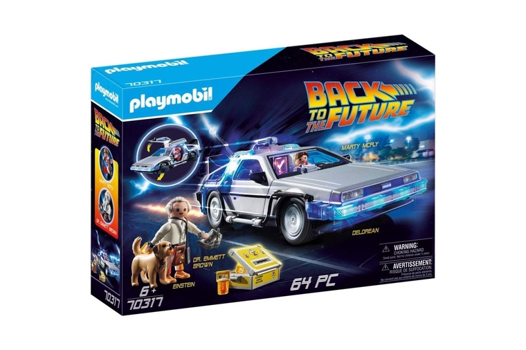 Playmobil - Delorean
