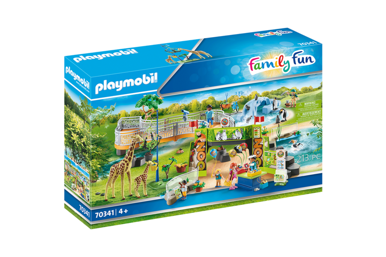 Playmobil - Large Zoo
