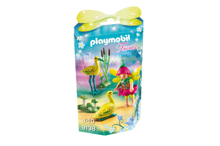Fairy Girl with Storks - Playmobil