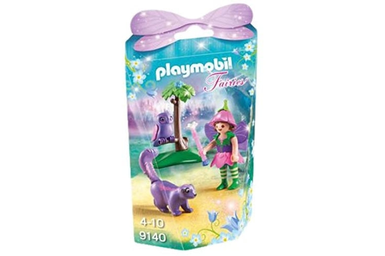 Fairy Girl with Animal Friends - Playmobil