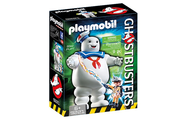 Ghostbusters Stay Puft Marshmallow Man - Playmobil