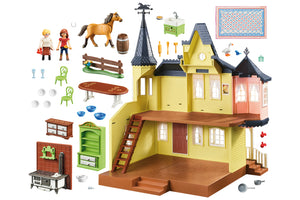 Lucky's Happy Home - Playmobil