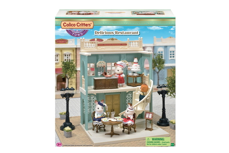Calico Critters - Delicious Resturant