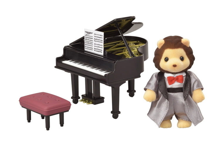Calico Critters - Grand Piano Concert Set