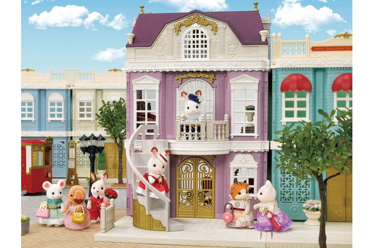 Calico Critters - Elegant Town Manor