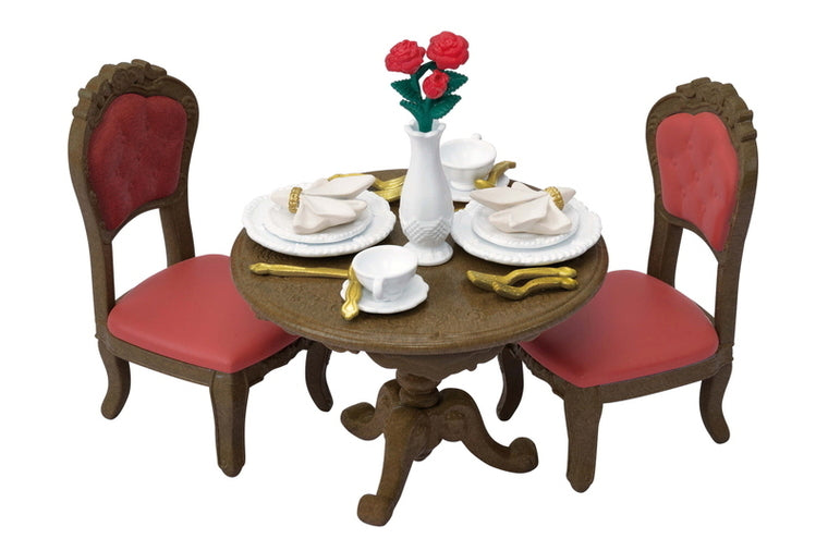 Calico Critters - Chic Dining Table Set