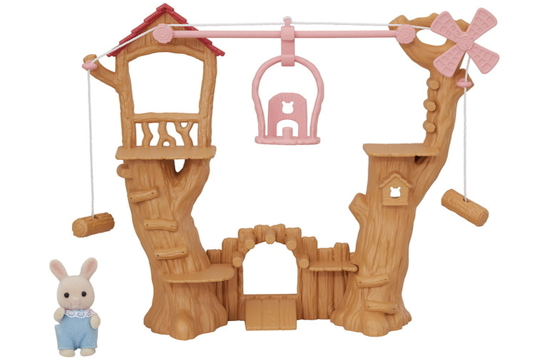 Calico Critters - Baby Ropeway Park