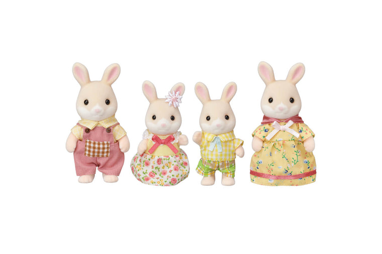 Calico Critters - Marguerite Rabbit Family - Limited Edition