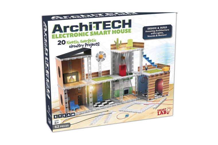 Architech Smart House - Smart Lab