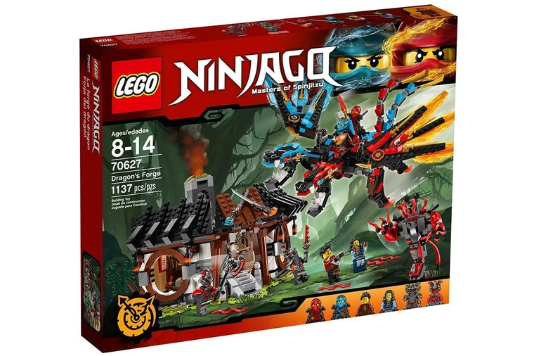 Lego - Dragon's Forge 70627 (Retired)