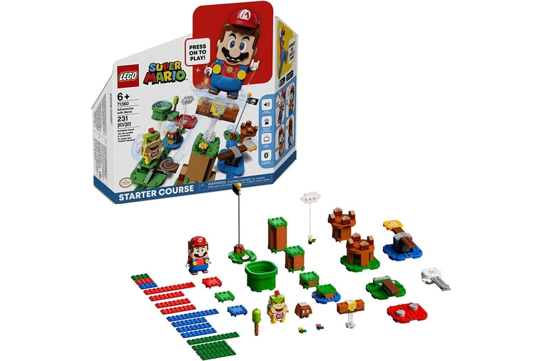 Lego - Adventures with Mario Starter Kit 71360