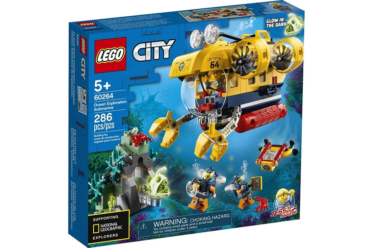 Lego - Ocean Exploration Submarine 60264