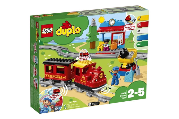 Lego Duplo - Steam Train 10874