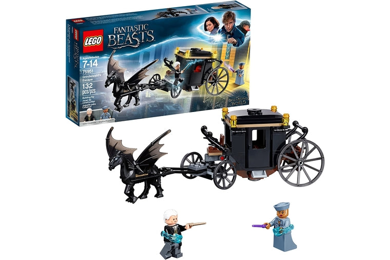 Lego - Grindelwald's Escape 75951 (Retired)