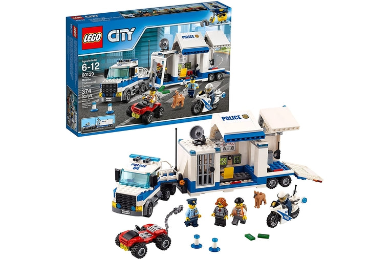 Lego - Police Command Center 60139