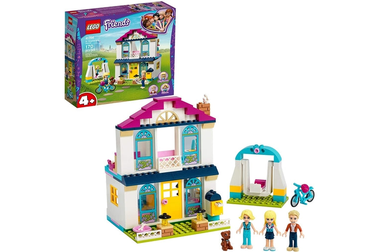 Lego - Stephanie's House 41398