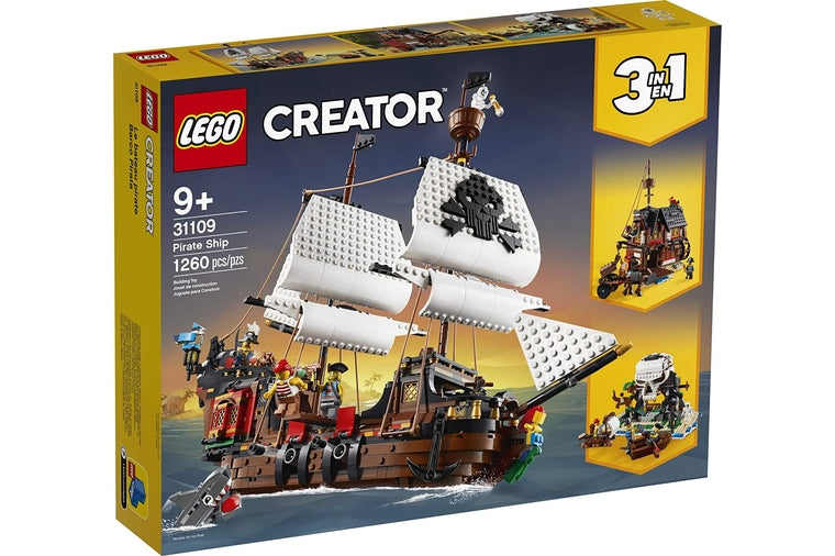 Lego - Pirate Ship 31109