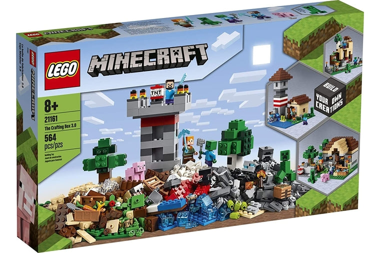 Lego - Minecraft: The Crafting Box 3.0 21161
