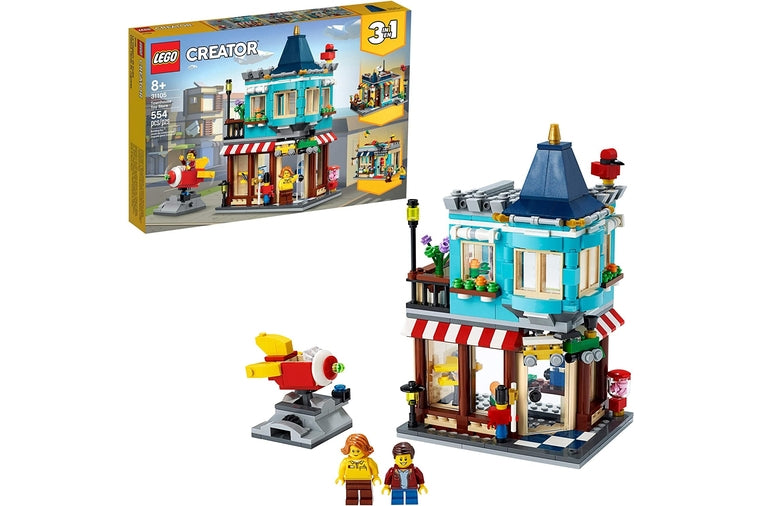 Lego - Townhouse Toy Store 31105